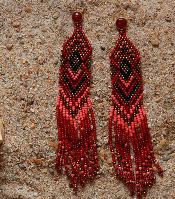 Olowa Earrings