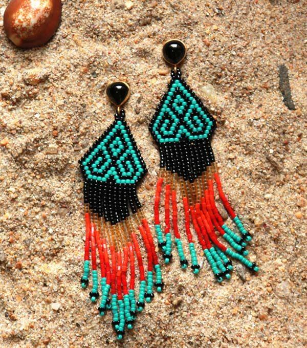 Kimama Earrings